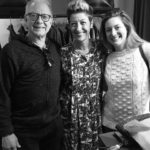 JEFF PERRY and ZOE PERRY in Norya ayroN shop