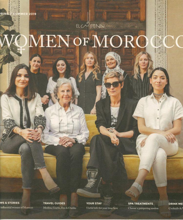 Women Of Morocco